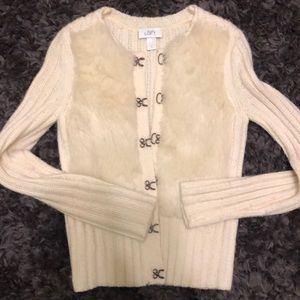 Ann Taylor Loft Sweater Jacket